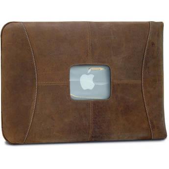 "MacCase Premium Leather 13"" MacBook Pro Sleeve (Vintage)"
