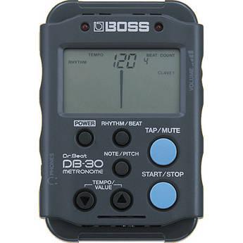 Boss DB-30 - Dr. Beat Metronome with Rhythm Patterns