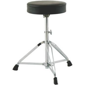 On-Stage MDT2 Double-Braced Drum Throne