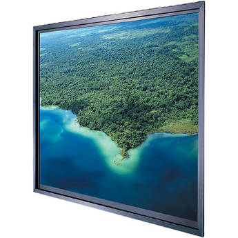 "Da-Lite Polacoat Da-Plex In-Wall HDTV Format Rear Projection Diffusion Screen (40.5 x 72 x 0.25"", Unframed Screen Panel)"