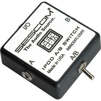 Sescom Bidirectional Stereo Audio Switcher