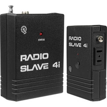 """Quantum Instruments Radio Slave 4i Set (Sender and Remote) with """"B"""" Frequency"""