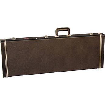 Gator Deluxe Wood Case for Jaguar, Jagmaster and Jazzmaster Style Guitars