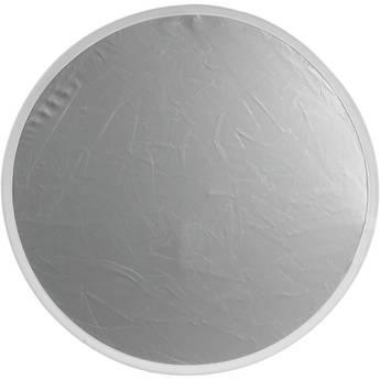 """Flexfill Collapsible Reflector - 38"""" Circular - Silver/White"""