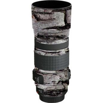 LensSkins Lens Skin for the Canon EF 70-300mm f/4-5.6 IS USM Lens (Winter Woodland)