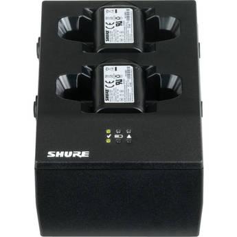 Shure SBC200US Transmitter & Battery Charger with Power Supply