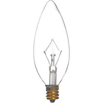 Sunlite 60W/120V Candelabra Lamp