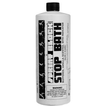 Sprint Systems of Photography Block Stop Bath for Black & White Film and Paper - 1 Liter