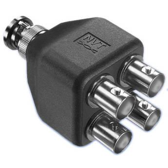 NVT Phybridge BNC Coax Splitter Adapter