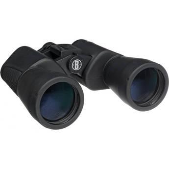 10x50-WA Bushnell PowerView 10x50 WA Porro Prism Binoculars FREE S