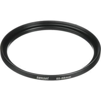 Sensei 55-58mm Aluminum Step-Up Ring
