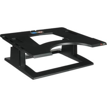 3M LX500 Adjustable Notebook Riser (Black)