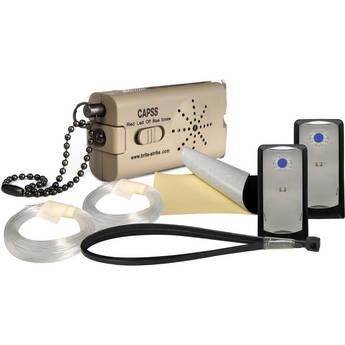 Brite-Strike Camp Alert Security and Survivor Signal System