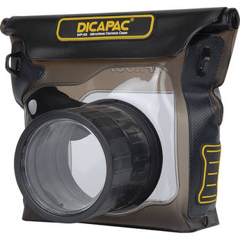 DiCAPac Waterproof Case for Mirrorless Camera