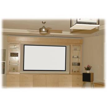 "Stewart Filmscreen Cima 100"" 16:9 HDTV Format Fixed Frame Projection Screen (White)"