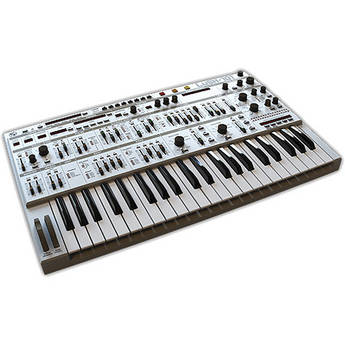 d16 group lush-101 multi-timbral polyphonic synthesizer