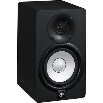 Yamaha HS5 Powered Studio Monitor (Single, Black)