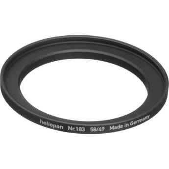 Heliopan 49-58mm Step-Up Ring (#183)
