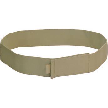 """Wireless Mic Belts 16"""" Thigh Belt for Wireless Transmitter Belt Pac Holder (Tan)"""