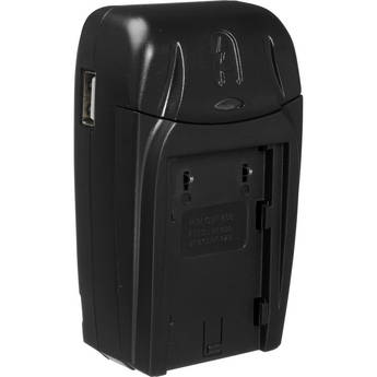 Watson Compact AC/DC Charger for BN-VF800 Series Batteries