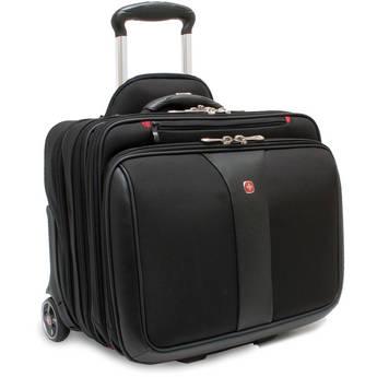 "Wenger Patriot Wheeled 2-Piece 17"" Laptop Case"