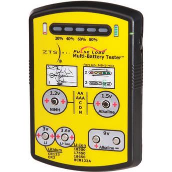 ZTS Mini Multi-Battery Tester