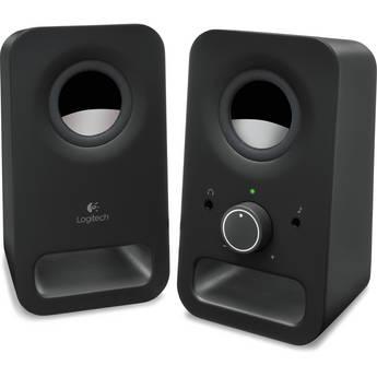 Logitech Multimedia Speakers Z150 (Midnight Black)