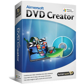 Aimersoft DVD Creator 2.6.4 for Windows (Single User, Electronic Download)