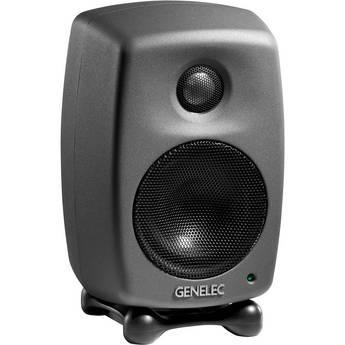 Genelec 8010 Bi-Amplified Active Monitor (Single, Producer Finish)