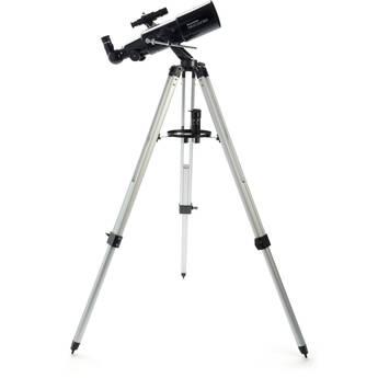 Celestron PowerSeeker 80AZ 80mm f/5 AZ Refractor Telescope