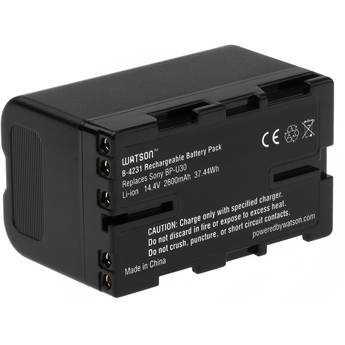 Watson BP-U30 Lithium-Ion Battery Pack (14.4V, 2600mAh)