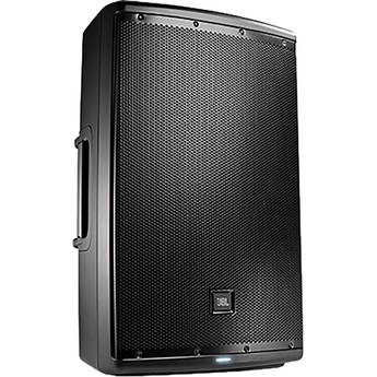 "JBL EON615 Two-Way 15"" 1000W Powered Portable PA Speaker with Bluetooth Control"