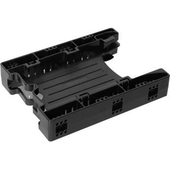 "Icy Dock EZ-Fit Lite Dual 2.5"" to 3.5"" SSD/HDD Mounting Bracket (Black)"