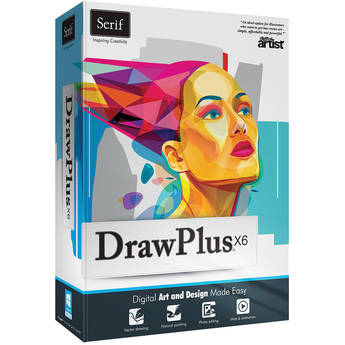 Serif DrawPlus X6 (Download)
