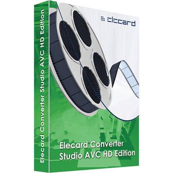 Elecard Converter Studio AVCHD Edition Transcoding Software (Download)