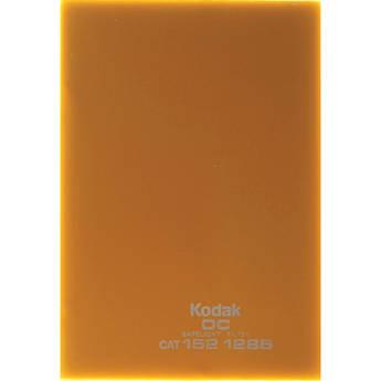 "Kodak #OC Light Amber Safelight Filter 3.25x4.75"" for Contact and Enlarging Papers"