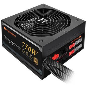 Thermaltake Toughpower 750W 80 PLUS Gold Modular Power Supply (Black)