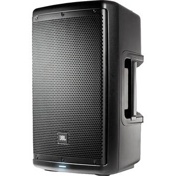 "JBL EON610 Two-Way 10"" 1000W Powered Portable PA Speaker with Bluetooth Control"