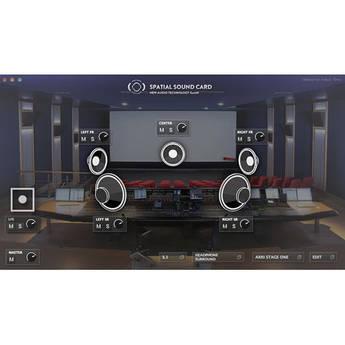 New Audio Technology Spatial Sound Card (SSC) Pro Standard - Virtual Sound Card