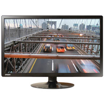 """Orion Images Economy Wide Series 23.6"""" Rack-Mountable LED CCTV Monitor"""