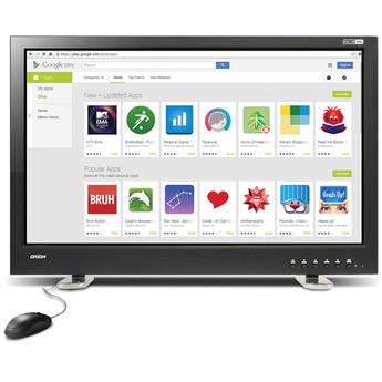 "Orion Images 27IREDP 27"" Full 1080 HD Wi-Fi IP LED Back-Lit CCTV Display Monitor (Black)"