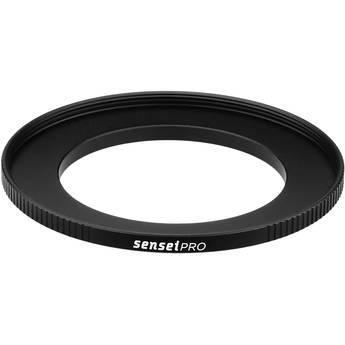 6 Pack Sensei PRO 55mm Lens to 77mm Filter Aluminum Step-Up Ring