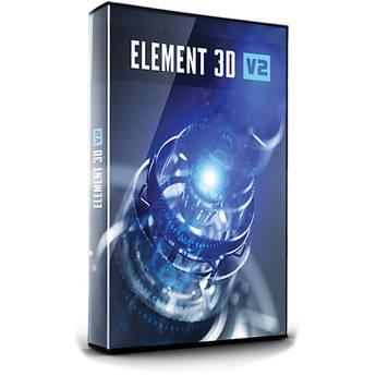 Video Copilot Element 3D V2 Plugin (Download)