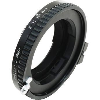 Hawks Leica M Lens to Fujifilm X-Mount Camera Macro Helicoid Adapter V5