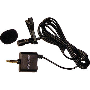 Ampridge MightyMic L Smartphone Lavalier Microphone