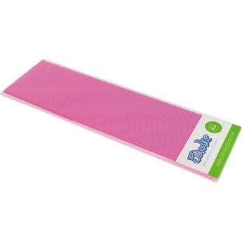 3Doodler PLA Single Color Plastic Pack (Pink Flamingo, 25 Strands)