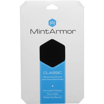 MintArmor Classic Camera Covering Material (Black)