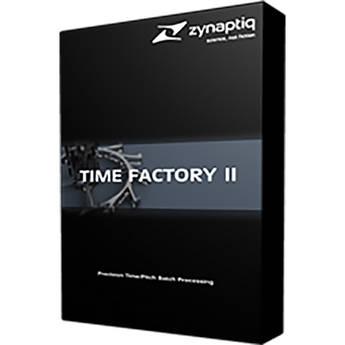 prosoniq timefactory 2 for windows 7 64-bit