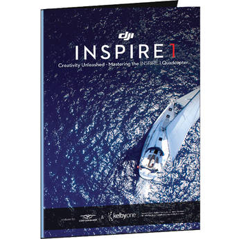 Kelby Media Creativity Unleashed: Mastering the Inspire 1 with Mia McCormick & John McQuiston (Download Card)