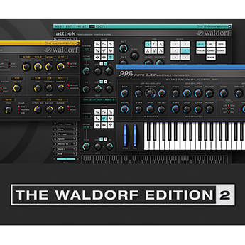 Waldorf Edition 2 (Electronic Download)